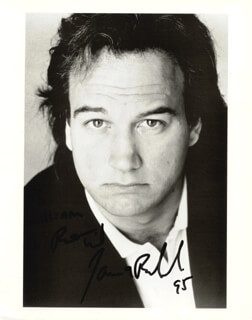 JAMES BELUSHI - AUTOGRAPHED INSCRIBED PHOTOGRAPH 1995