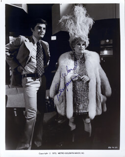 RICHARD BENJAMIN - AUTOGRAPHED SIGNED PHOTOGRAPH