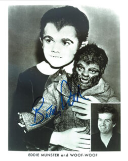 BUTCH PATRICK - AUTOGRAPHED SIGNED PHOTOGRAPH