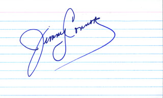 JIMMY CONNORS - AUTOGRAPH
