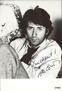 TOM CONTI - AUTOGRAPHED SIGNED PHOTOGRAPH