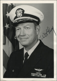 REAR ADMIRAL NORMAN K. GREEN - AUTOGRAPHED SIGNED PHOTOGRAPH