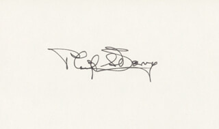 PHILIP BARRY - AUTOGRAPH