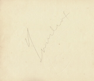 TOM MIX - AUTOGRAPH CO-SIGNED BY: BETSY WALLACE, CORA WALLACE