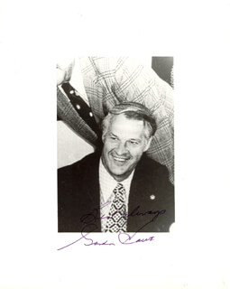 GORDIE HOWE - AUTOGRAPHED SIGNED PHOTOGRAPH