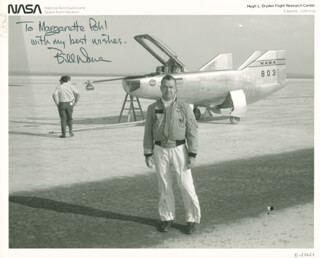 BILL H. DANA - AUTOGRAPHED INSCRIBED PHOTOGRAPH