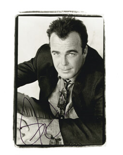JERRY DOYLE - AUTOGRAPHED SIGNED PHOTOGRAPH