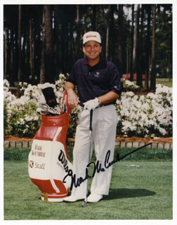 MARK McCUMBER - AUTOGRAPHED SIGNED PHOTOGRAPH