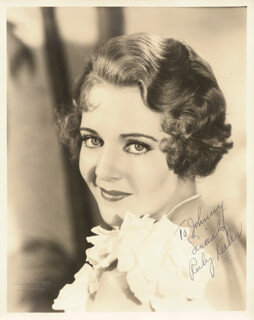RUBY KEELER - AUTOGRAPHED INSCRIBED PHOTOGRAPH