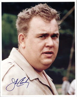 JOHN CANDY - AUTOGRAPHED SIGNED PHOTOGRAPH