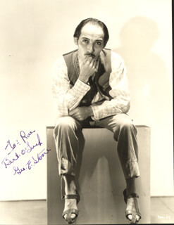 GEORGE E. STONE - AUTOGRAPHED INSCRIBED PHOTOGRAPH