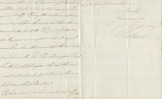 Autographs: KING WILLIAM IV - AUTOGRAPH LETTER SIGNED 01/22/1792