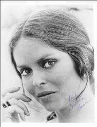 BARBARA BACH - AUTOGRAPHED SIGNED PHOTOGRAPH