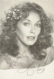 JAIME LYN BAUER - AUTOGRAPHED INSCRIBED PHOTOGRAPH