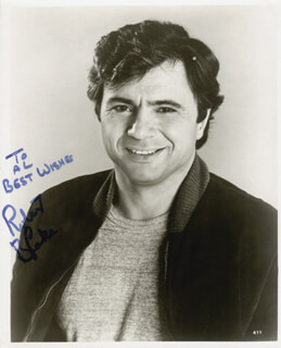 Autographs: ROBERT BLAKE - INSCRIBED PHOTOGRAPH SIGNED
