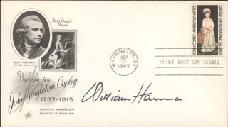 BILL HANNA - FIRST DAY COVER SIGNED