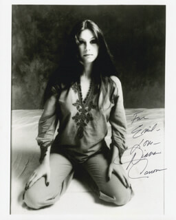 DIANA CANOVA - AUTOGRAPHED INSCRIBED PHOTOGRAPH