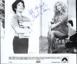 STOCKARD CHANNING - AUTOGRAPHED SIGNED PHOTOGRAPH