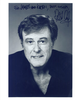 ROBERT CULP - AUTOGRAPHED INSCRIBED PHOTOGRAPH