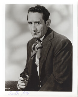 VICTOR JORY - AUTOGRAPHED SIGNED PHOTOGRAPH