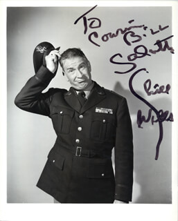 CHILL WILLS - AUTOGRAPHED INSCRIBED PHOTOGRAPH