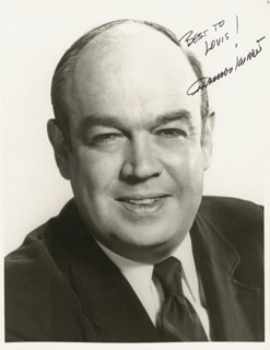 CHARLES KURALT - AUTOGRAPHED INSCRIBED PHOTOGRAPH