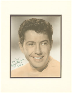 FARLEY GRANGER - AUTOGRAPHED INSCRIBED PHOTOGRAPH