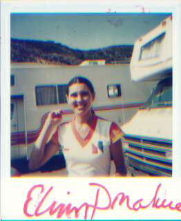 ELINOR DONAHUE - AUTOGRAPHED SIGNED PHOTOGRAPH CIRCA 1977