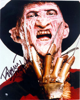 ROBERT ENGLUND - AUTOGRAPHED SIGNED PHOTOGRAPH