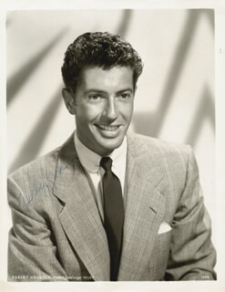 FARLEY GRANGER - AUTOGRAPHED SIGNED PHOTOGRAPH