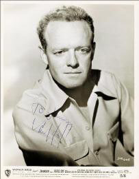 VAN HEFLIN - AUTOGRAPHED INSCRIBED PHOTOGRAPH