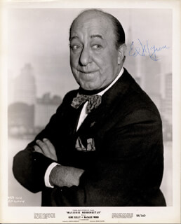ED WYNN - AUTOGRAPHED SIGNED PHOTOGRAPH