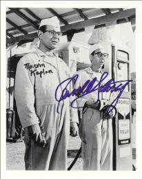 IT''S A MAD, MAD, MAD, MAD WORLD MOVIE CAST - AUTOGRAPHED SIGNED PHOTOGRAPH CO-SIGNED BY: MARVIN KAPLAN, ARNOLD STANG