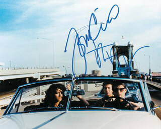 RAIN MAN MOVIE CAST - AUTOGRAPHED SIGNED PHOTOGRAPH CO-SIGNED BY: TOM CRUISE, DUSTIN HOFFMAN