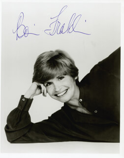 BONNIE FRANKLIN - AUTOGRAPHED SIGNED PHOTOGRAPH