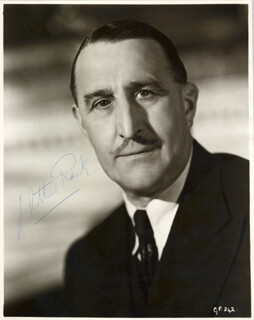 Autographs: JOSEPH ARTHUR RANK - PHOTOGRAPH SIGNED
