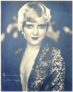 RUTH TAYLOR - AUTOGRAPHED SIGNED PHOTOGRAPH