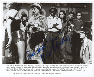 ALICE GHOSTLEY - AUTOGRAPHED INSCRIBED PHOTOGRAPH