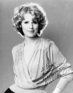 SHARON GLESS - AUTOGRAPHED INSCRIBED PHOTOGRAPH