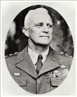 LT. GENERAL JOSEPH M. SWING - AUTOGRAPHED INSCRIBED PHOTOGRAPH