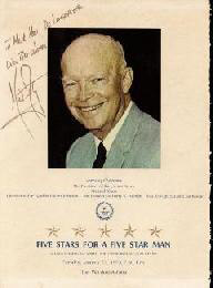 Autographs: NEIL ARMSTRONG - INSCRIBED PROGRAM SIGNED CIRCA 1970