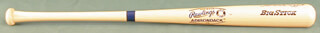 PHIL RIZZUTO - BASEBALL BAT SIGNED