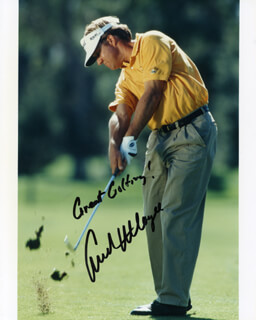 ANDREW MAGEE - AUTOGRAPHED SIGNED PHOTOGRAPH