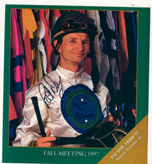 Autographs: PAT DAY - PHOTOGRAPH SIGNED