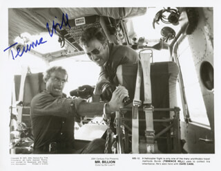 TERENCE HILL - AUTOGRAPHED SIGNED PHOTOGRAPH