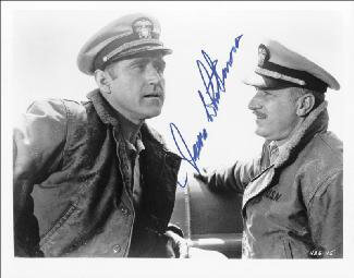 JAMES WHITMORE - AUTOGRAPHED SIGNED PHOTOGRAPH