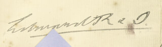Autographs: KING EDWARD VII (GREAT BRITAIN) - MILITARY APPOINTMENT SIGNED 12/03/1904