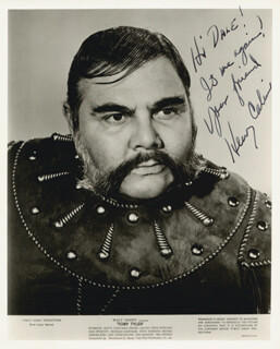 HENRY CALVIN - AUTOGRAPHED SIGNED PHOTOGRAPH