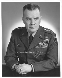GENERAL ANTHONY C. MCAULIFFE - COLLECTION