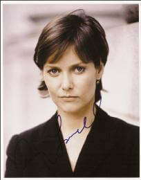 CAREY LOWELL - AUTOGRAPHED SIGNED PHOTOGRAPH